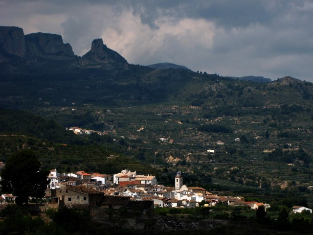 Beniard� (Guadalest Valley)