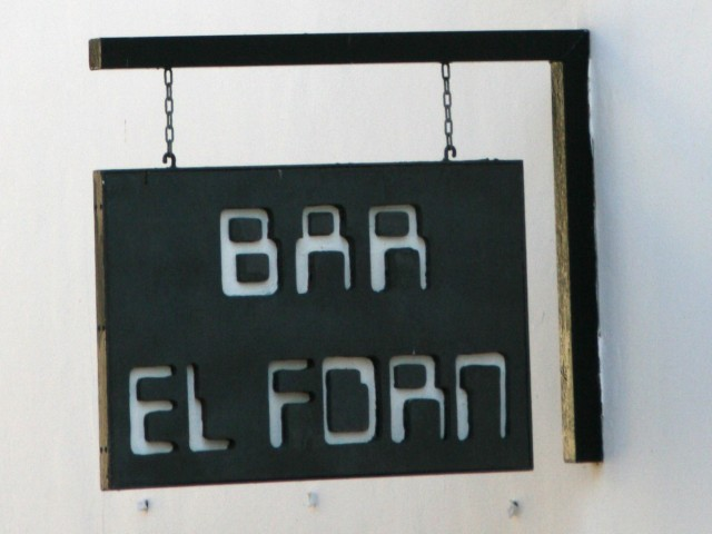 El Forn - Bar in Guadalest
